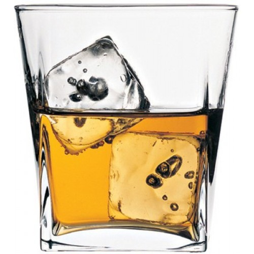 CARRE WHISKY GLASSES 310 CC