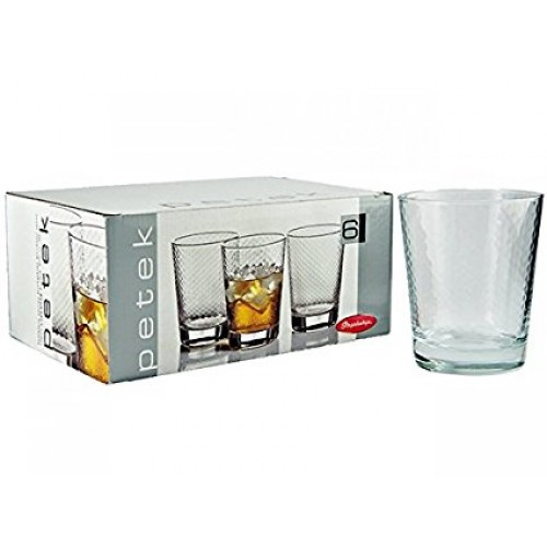 PETEK WHISKY GLASS 280 CC