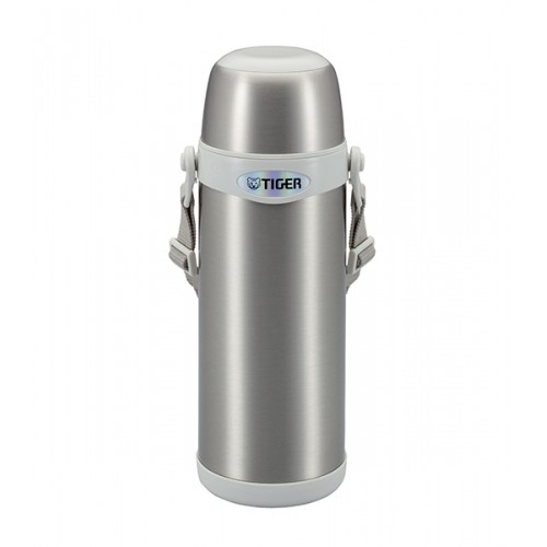 STAINLESS STEEL THERMAL VACUUM BOTTLE 0.8L CLEAR STAINLESS XW