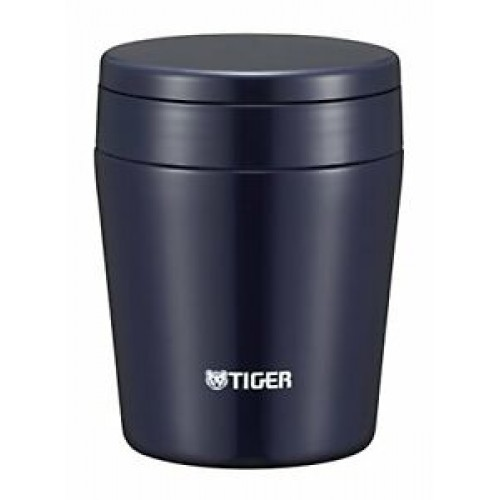 STAINLESS STEEL THERMAL FOOD JAR 0.3L INDIGO BLUE