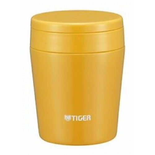 TAINLESS STEEL THERMAL FOOD JAR 0.3L SAFFRON YELLOW