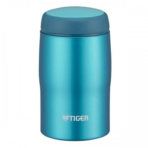 STAINLESS STEEL THERMAL BOTTLE EASY DRINK 0.24L BRIGHT BLUE