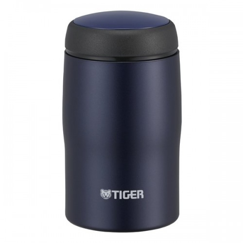 STAINLESS STEEL THERMAL BOTTLE EASY DRINK 0.24L MATTE NAVY