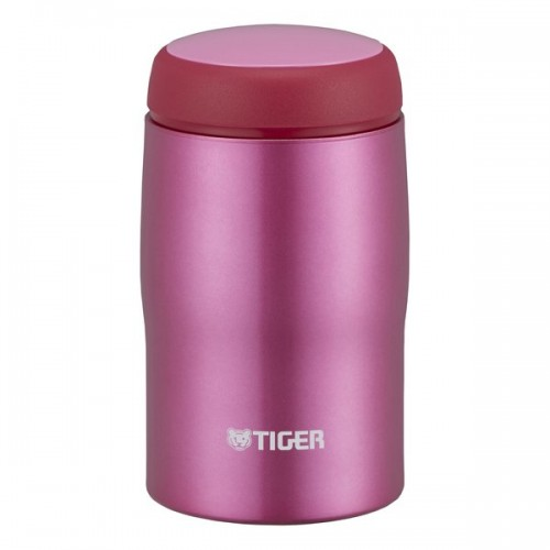 STAINLESS STEEL THERMAL BOTTLE EASY DRINK 0.24L BRIGHT PINK