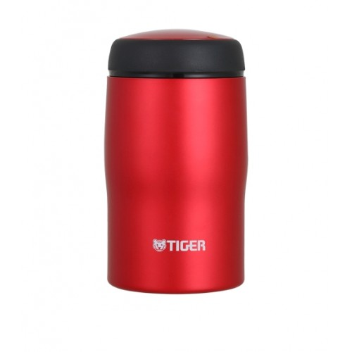 STAINLESS STEEL THERMAL BOTTLE EASY DRINK 0.24L MATTE RED