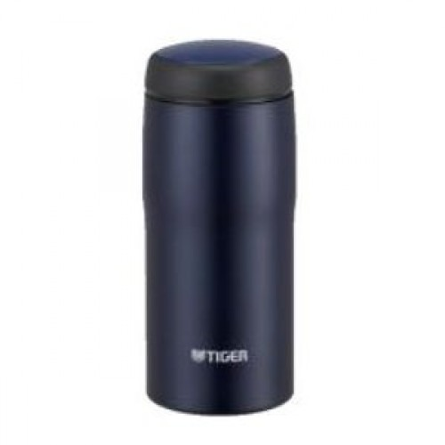 STAINLESS STEEL THERMAL BOTTLE EASY DRINK 0.36L MATTE NAVY