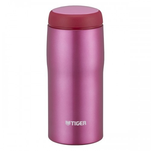 STAINLESS STEEL THERMAL BOTTLE EASY DRINK 0.36L BRIGHT PINK
