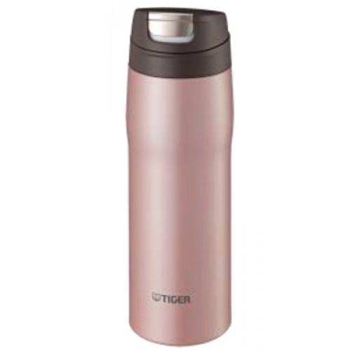 STAINLESS STEEL BOTTLES ONE PUSH OPEN 0.48L PINK