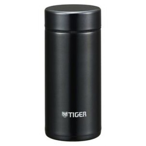 ULTRA LIGHT STAINLESS STEEL THERMAL BOTTLE 0.2L POWDER BLACK