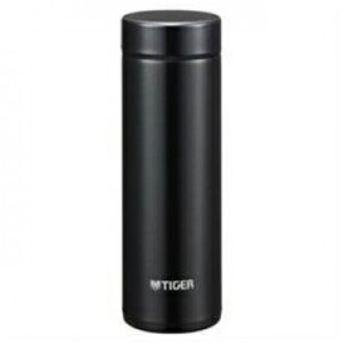 ULTRA LIGHT STAINLESS STEEL THERMAL BOTTLE 0.3L POWDER BLACK