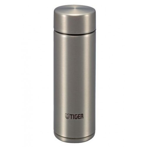 ULTRA LIGHT STAINLESS STEEL THERMAL BOTTLE 0.3L CLEAR STAINLESS