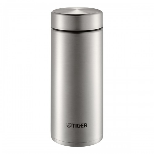 ULTRA LIGHT STAINLESS STEEL THERMAL BOTTLE 0.35L CLEAR STAINLESS