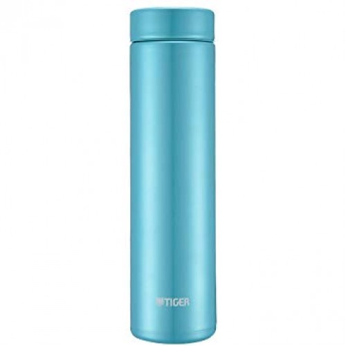 ULTRA LIGHT STAINLESS STEEL THERMAL BOTTLE 0.05L AQUA BLUE