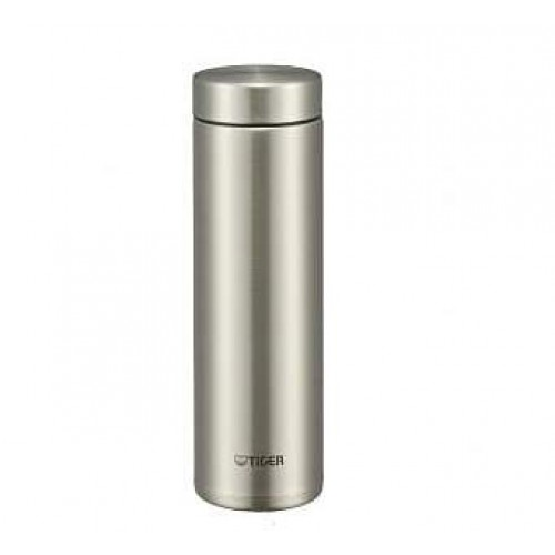 ULTRA LIGHT STAINLESS STEEL THERMAL BOTTLE 0.05L CLEAR STAINLESS