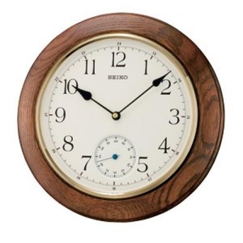 WOODEN WALL CLOCK QXA432BN