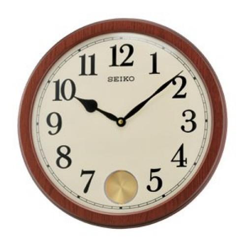WOODEN WALL CLOCK QXC233BN