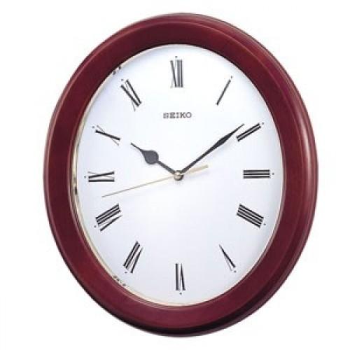 WOODEN WALL CLOCK QXA147BN
