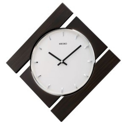 WOODEN WALL CLOCK QXA444BN
