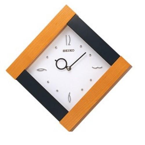 WOODEN WALL CLOCK QXA157BN