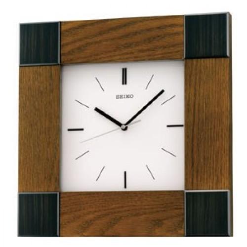 WOODEN WALL CLOCK QXA457BN