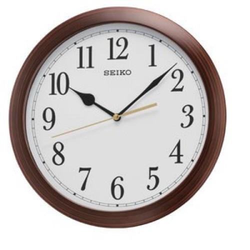 PLASTIC WALL CLOCK QXA597BN
