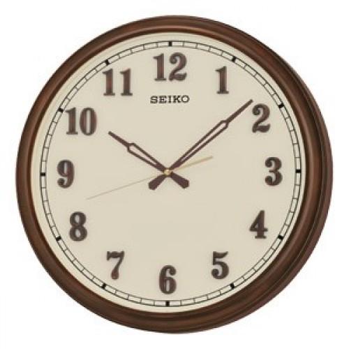 PLASTIC WALL CLOCK QXA632BN
