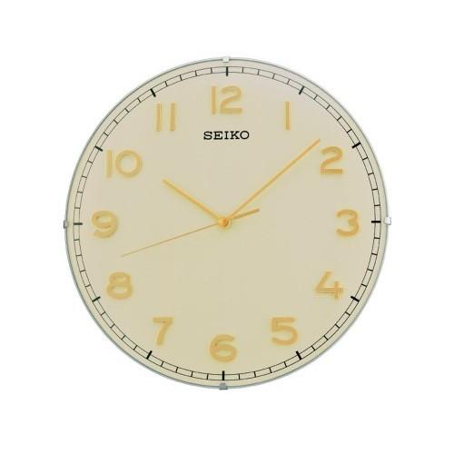 PLASTIC WALL CLOCK QXA624CN