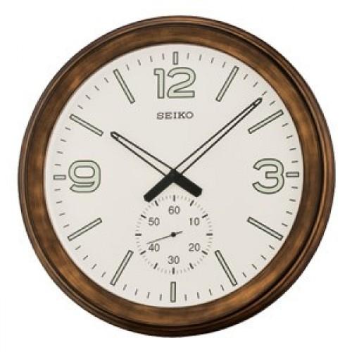 LUMIBRITE WALL CLOCK QXA627B