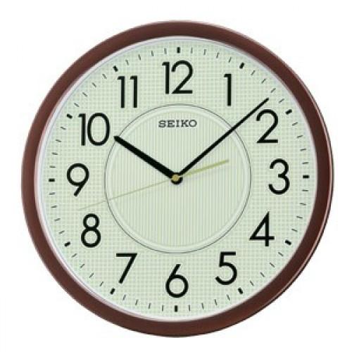 LUMIBRITE WALL CLOCK QXA629BT