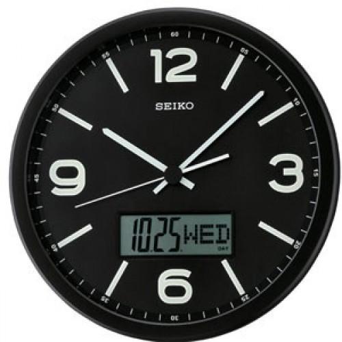 LUMIBRITE WALL CLOCK QXL010KN