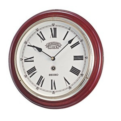 WOODEN WALL CLOCK QXA143BN