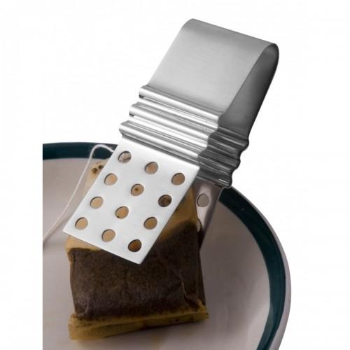 RIBBED TEA-BAG SQUEEZER