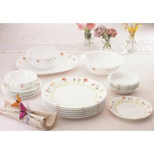 Spring Shoots 21pcs Dinner Set