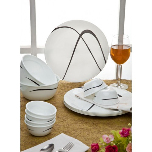 Twists&Turns 21pcs Dinner Set