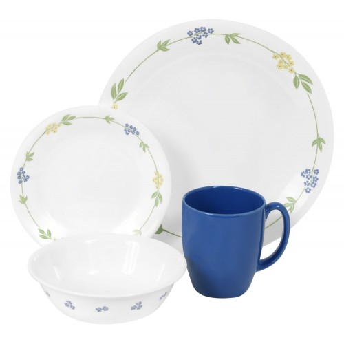 Secret Garden 21pcs Dinner Set