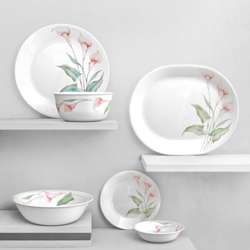 Lilyville 21pcs Dinner Set