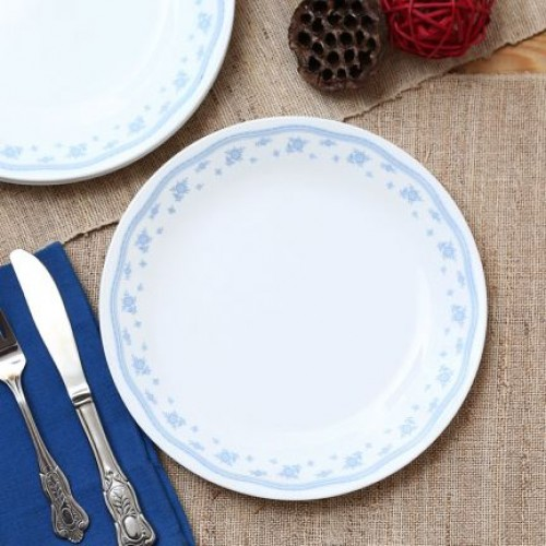 Morning Blue 21pcs Dinner Set