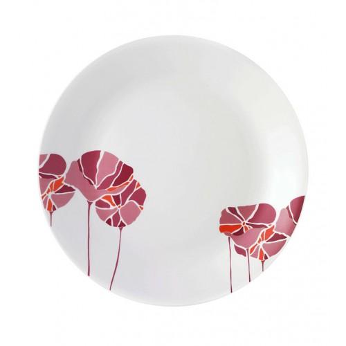 Pink Lotus Dinner Plate (Set of 6)