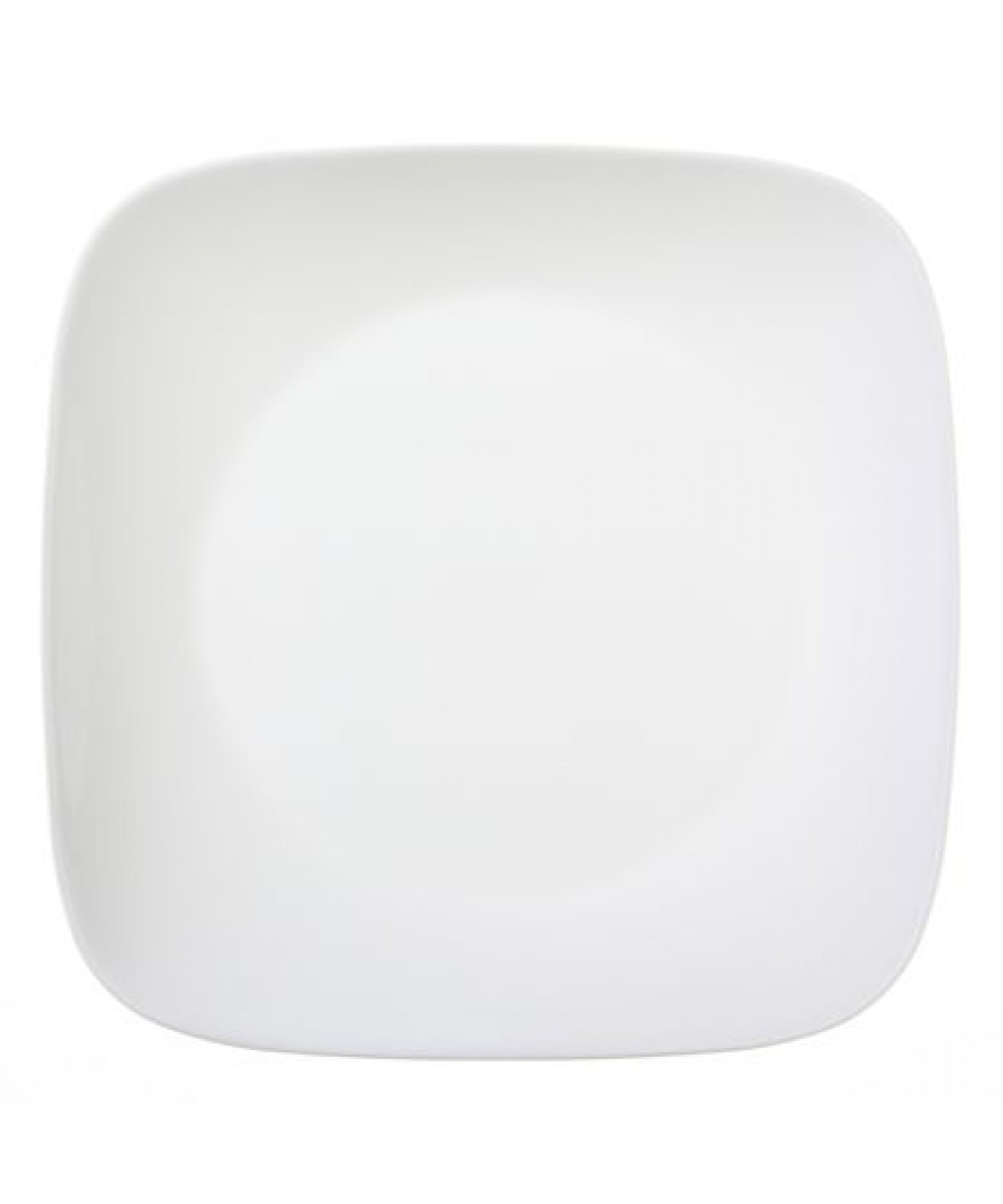 sc 1 st  Bhawani Crystals & Winter Frost White Square Dinner Plate (Set of 6)