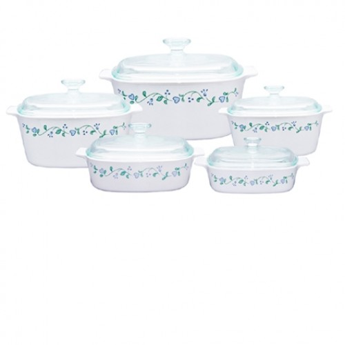 COUNTRY COTTAGE 10 PCS CHEF CLASSIC SET