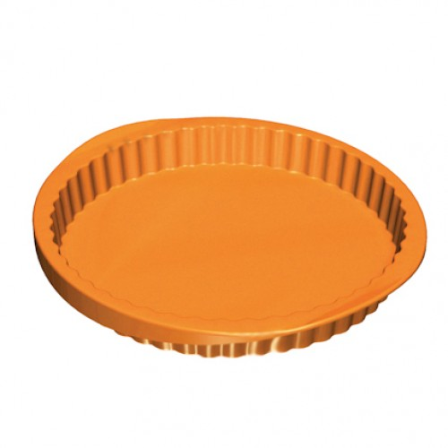FLAN CAKE MOULD 24 CM SILICONE