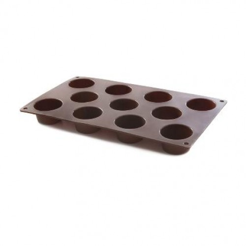 TRADITIONAL MUFFIN PAN 30 CM SILICONE