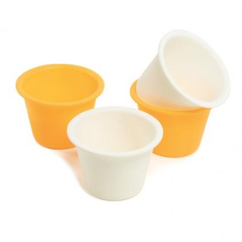 4 PC PUDING SET SILICONE