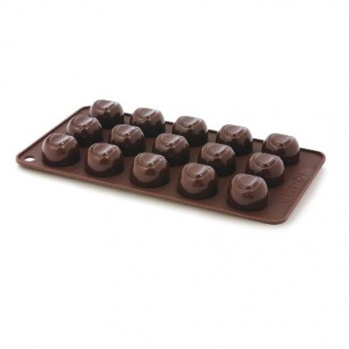 SILICONE CHOCOLATE MOULD PRALINE