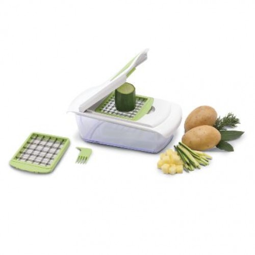 DICER/COPPER WITH  CONTAINER 2 BLADES & GRID CLEANER