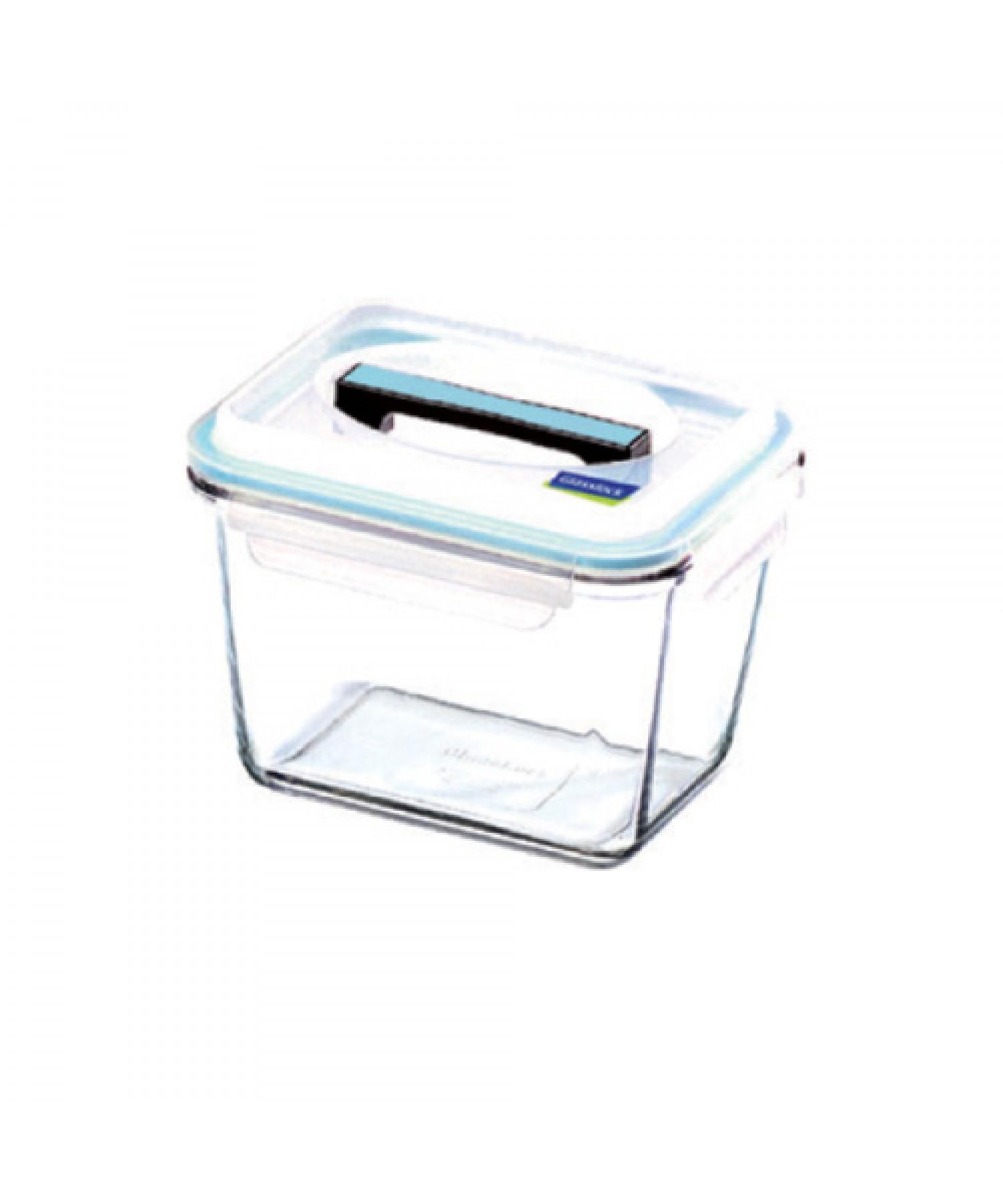 Glasslock rectangular  2500ml (MHRB - 250)