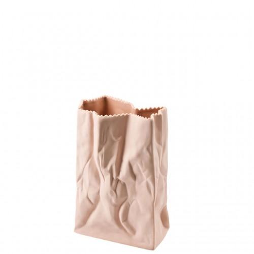 Paper Bag Vase, 7 inch