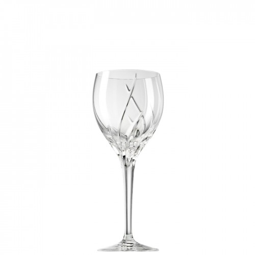 Estelle glossy Red wine Set of 6