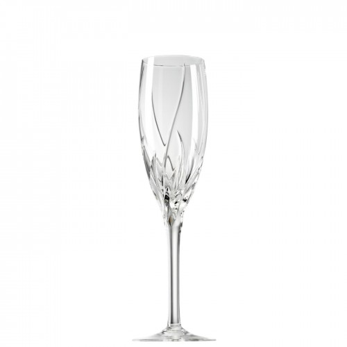 Estelle glossy Champagne flute Set of 6