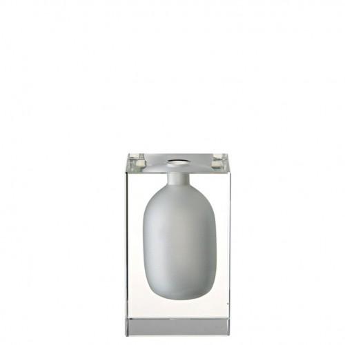 Vase, 4 x 6 1/4 inch | Block Glas